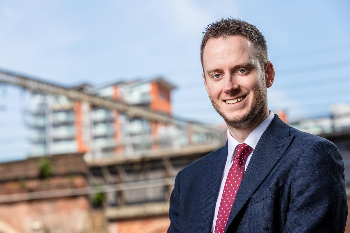 Meet Sean Rowlands – Head of Construction & Infrastructure